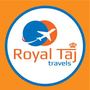 Toyal Taj Travels Logo Vector