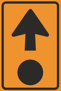 Traffic Sign Logo Vector