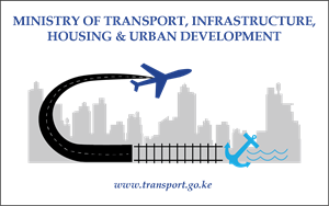 Transport and Housing ministry Kenya Logo Vector