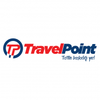 Travel Point Logo Vector