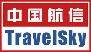 TravelSky Logo Vector