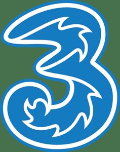 tre logo vector eps free download