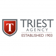Triest Agency Logo Vector