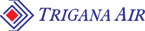 Trigana air Logo Vector