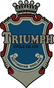 Triumph Cycle Company 1894 Logo Vector
