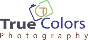 True Colors Photography Logo Vector
