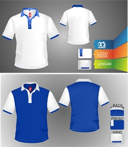 Tshirt Polo Logo Vector Cdr Free Download
