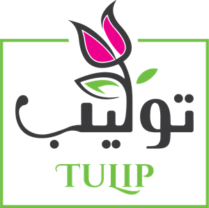 TULIP Flowers & Gifts Logo Vector