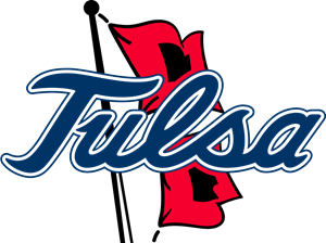 TULSA GOLDEN HURRICANE Logo Vector