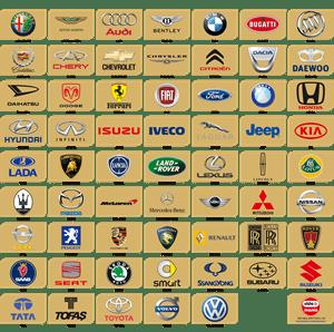 Tüm Araba Markaları All Cars Brand Logo Vector Pdf Free Download