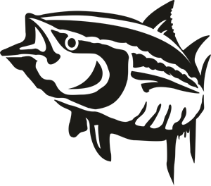 Tuna Logo Vector