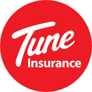 Tune Insurance Logo Vector