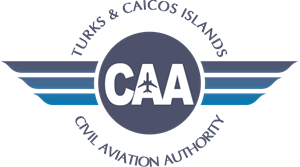 Turks and Caicos Islands Civil Aviation Authority Logo Vector