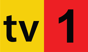 TV 1 Logo Vector