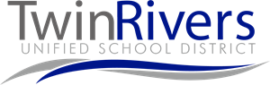 Twin Rivers Unified School District Logo Vector