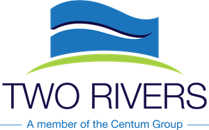 TWO RIVERS Logo Vector