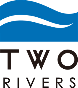 Two Rivers Office Towers Logo Vector