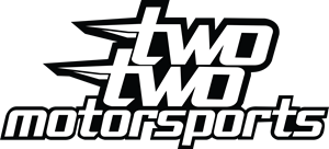 Two Two Motorsports Logo Vector