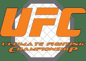 Vetor do logotipo do UFC