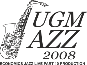 UGM JAZZ 2008 Logo Vector