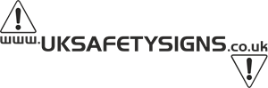 UK Safety Signs Logo Vector