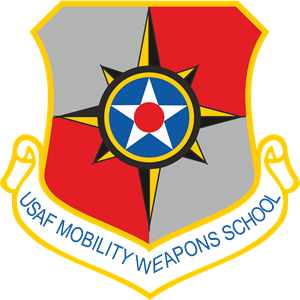 USAF MOBILITY WEAPONS SCHOOL Logo Vector