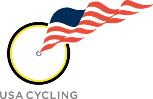 USA Cycling Logo Vector