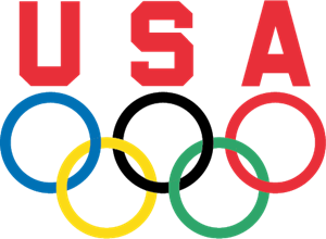 USA Olympic Team Logo Vector