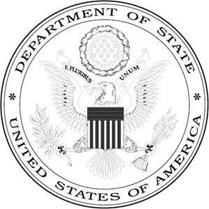 US Department of State Logo Vector