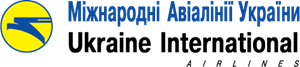 Ukraine International Airlines Logo Vector