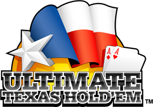Ultimate Texas Hold'em Logo Vector