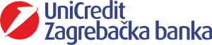 UniCredit Zagrebacka banka Logo Vector