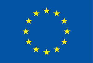 Union Europea / EU Flag Logo Vector