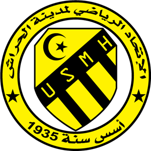 Union Sportive Medina d'El Harrach USMH Logo Vector