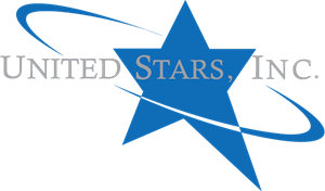 United Stars,Inc Logo Vector