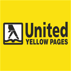 United Yellow Pages Logo Vector