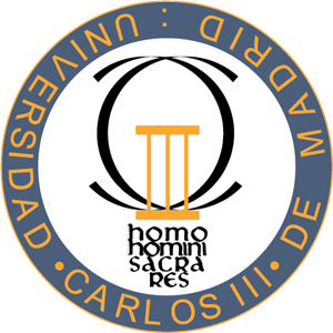 Universidad Carlos III de Madrid Logo Vector