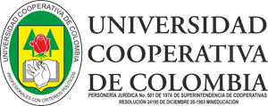 Universidad Cooperativa de Colombia Logo Vector