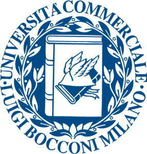 Universita Commerciale Logo Vector