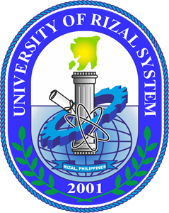 University of Rizal System Logo Vector