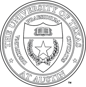 University of Texas - Seal Logo Vector
