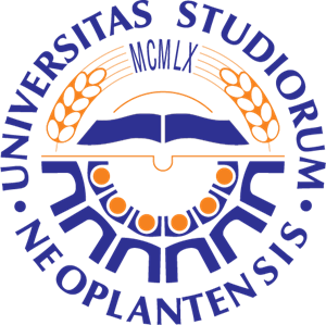 Univerzitet - Novi Sad Logo Vector