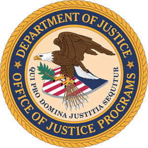 U.S. Department of Justice Office of Justice Logo Vector