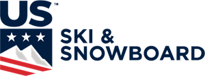 U.S. Ski and Snowboard Logo Vector