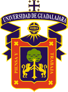UDG University of Guadalajara Logo Vector