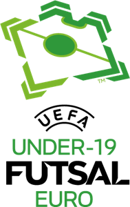 UEFA Under-19 Futsal EURO 2019 Logo Vector