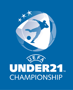 uefa under-21 championship 2019 (negative) Logo Vector
