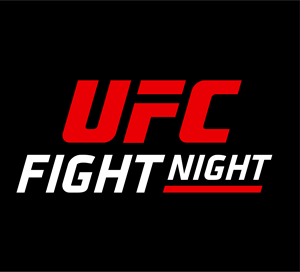 Ufc Fight Night Logo Vector Ai Free Download