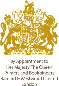 UK Her Majesty The Queen Logo Vector