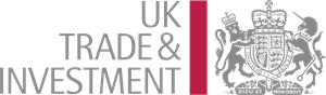 UK Trade & Investment Logo Vector